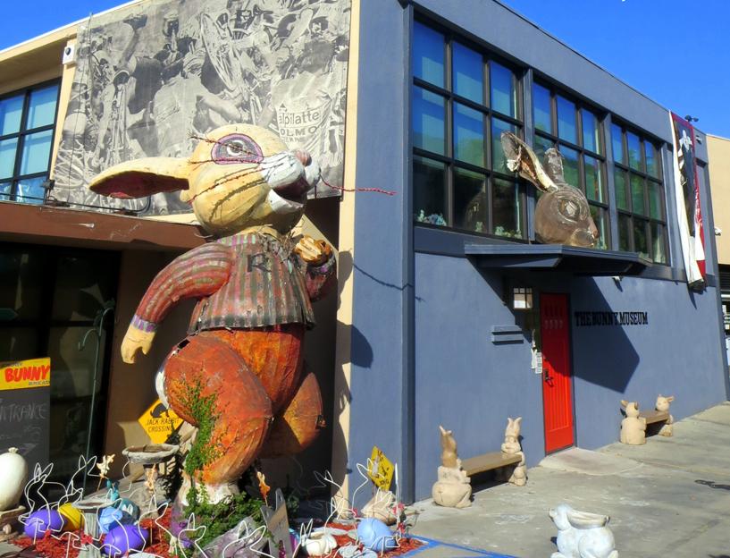 The Bunny Museum Altadena Roadtrippers