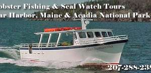Miss Samantha Lobster Fishing & Seal Watch Cruises