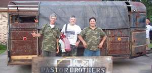 Pastor Brothers Cajun Excursions