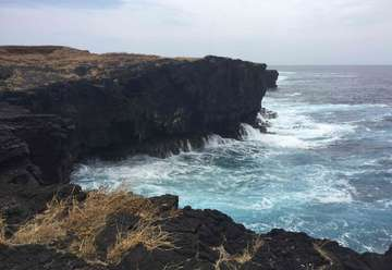Ka Lae (South Point), Hawaii's Big Island