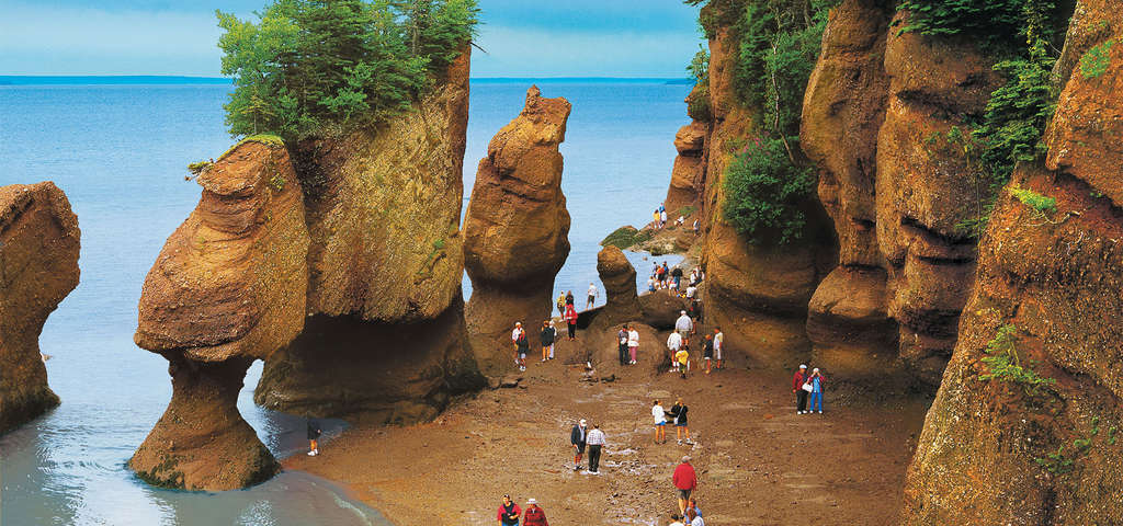 Bay Of Fundy Camping >> Fundy National Park , New Brunswick   Roadtrippers