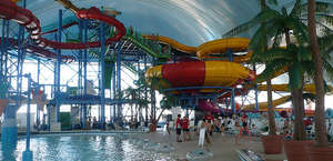 H2 Oasis Indoor Waterpark