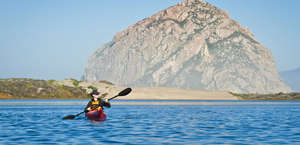 Rock Kayak - Morro Bay