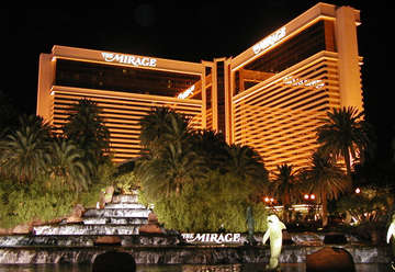 The Mirage Resort & Casino