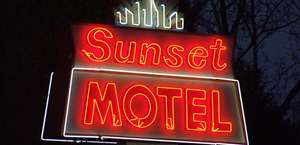Sunset Motel Brevard