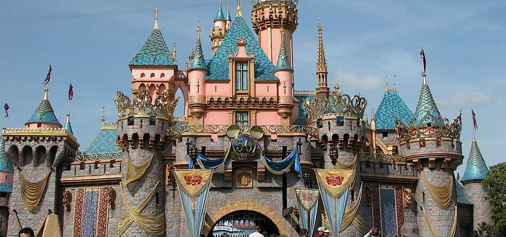 Disneyland Anaheim Roadtrippers