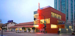 Museum of Contemporary Art Downtown San Diego