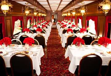 My Old Kentucky Dinner Train, Kitchen