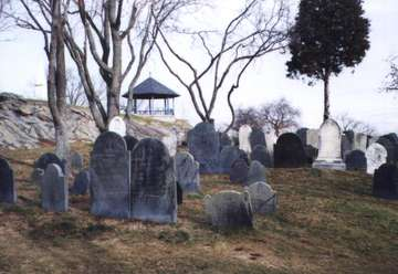 Old Burial Hill Cemetery