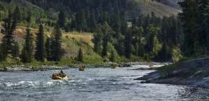 Dave Hansen Whitewater & Scenic River Trips