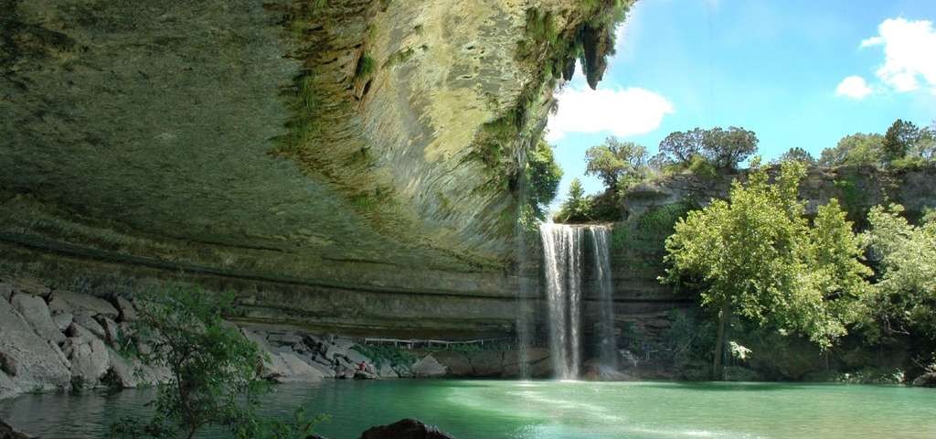 Hamilton Pool Preserve Dripping Springs Roadtrippers