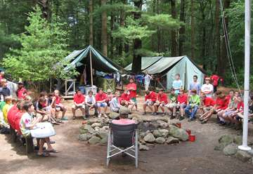 Camp Yawgoog (Moonrise Kingdom)