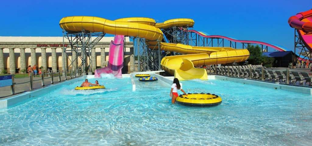 Welcome to Mt. Olympus Resorts with the Best Theme Park & Water Park in Wisconsin Dells. Stay at the Resort & Play FREE at all the Parks, Best Deal Ever!