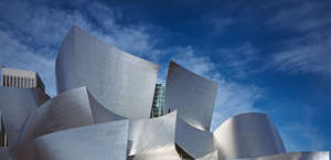 Walt Disney Concert Hall Cafe