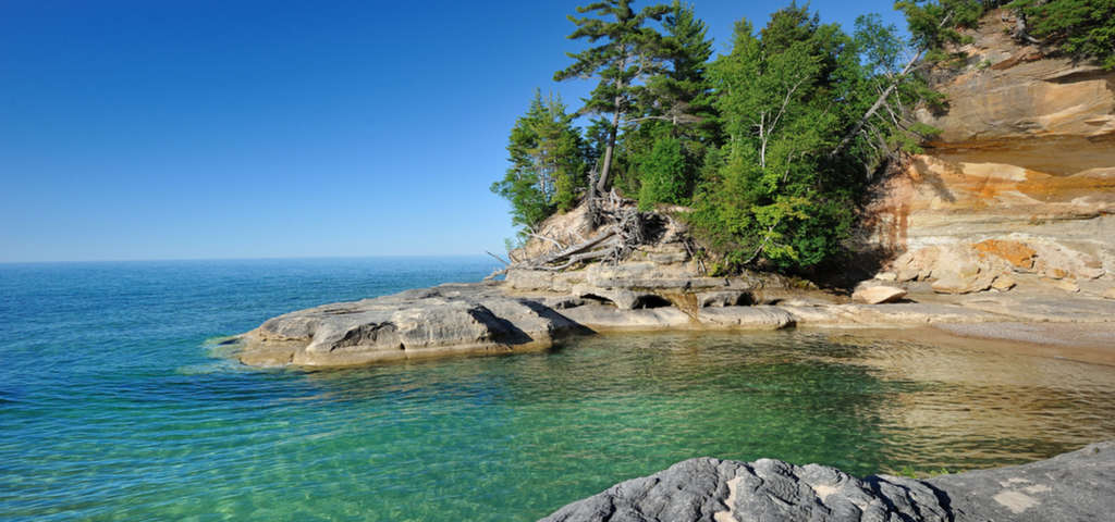 Pictured Rocks National Lakeshore Munising Roadtrippers