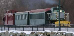 Maine Narrow Gauge Railroad Museum