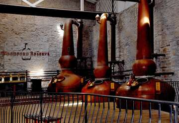 The Woodford Reserve Distillery