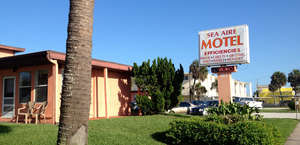 Sea Aire Oceanfront Motel