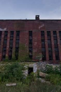 Abandoned york county prison york roadtrippers for Pennsylvania hotel new york haunted