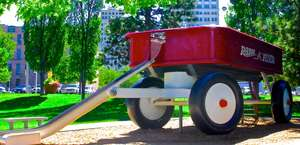 Red Wagon - Riverfront Park