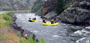 Poudre River Rafting