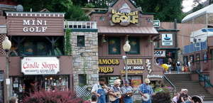 Old Gatlinburg Golf and Games