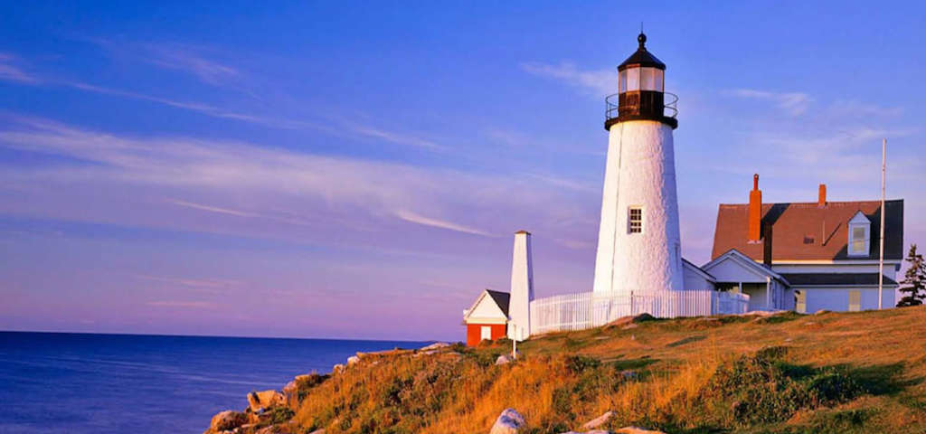 Perfect Pemaquid Point Lighthouse Pictures