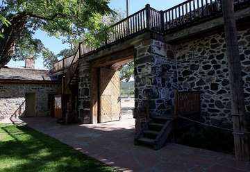 Cove Fort Historic Site