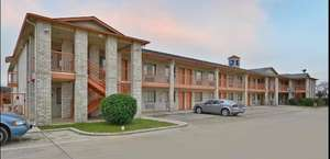 Americas Best Value Inn San Antonio Downtown I-10 East