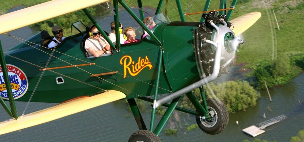 Biplane Rides of America, Middleton | Roadtrippers