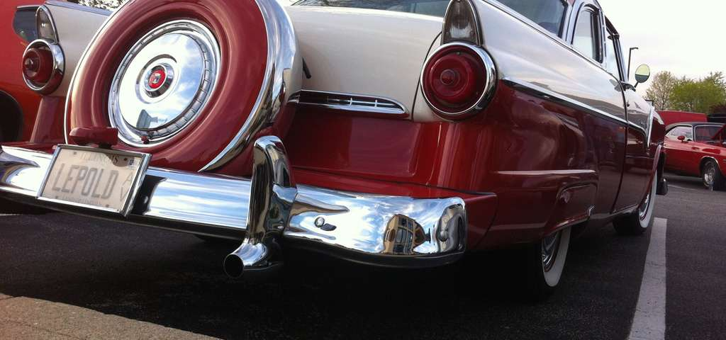 Country Classic Cars, Staunton | Roadtrippers