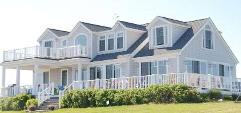 Courageous Beach House Private Access Ocean Views 1 5 From Town Block Island Roadtrippers