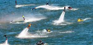 NYX Flyboard