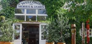 Morris and James Pottery
