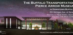 Buffalo Transportation Pierce-Arrow Museum
