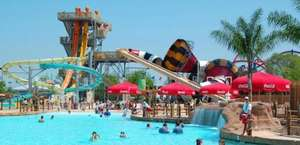 Six Flags White Water Bay