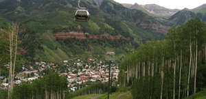 Telluride/Mountain Village Gondola