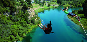 Taupo Bungy & Cliffhanger