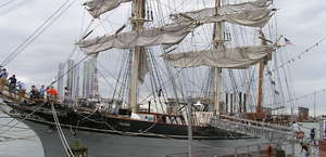 1877 Tall Ship Elissa