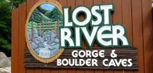 Lost River Gorge and Boulder Caves