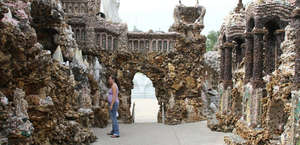Grotto of the Redemption & Campground