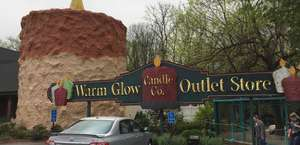 Warm Glow Candle Outlet