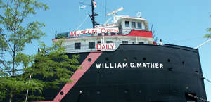 Steamship William G. Mather