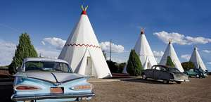 Wigwam Village Motel No. 6