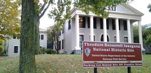 Theodore Roosevelt Inaugural Site