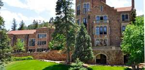 The Castle At Glen Eyrie
