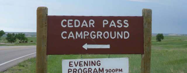 Cedar Pass Lodge Campground
