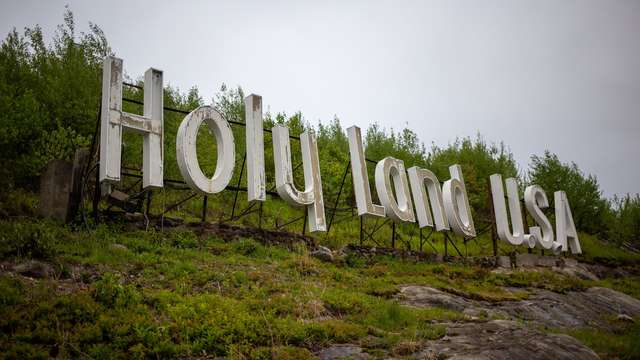 Holy Land U S A  (Abandoned), Waterbury - CT | Roadtrippers