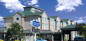 Crystal Inn Hotel and Suites Salt Lake City Downtown