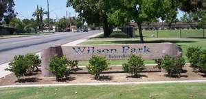 Wilson Park Rapid City Sd